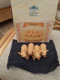 Leonardo collection Piglets playtime