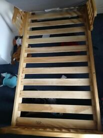 Toddler bed for upto 7 years