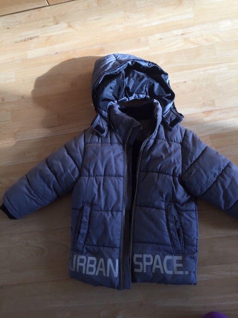 cd768fec7 Boys winter coat   jacket. Size 5-6