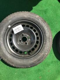 Brand new tyre 185/65/15