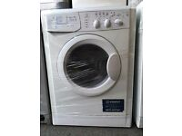 INDESIT free standing washer & dryer nice condition & fully working order