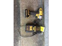 Dewalt battery gun 3/8 10.8v
