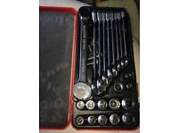 2x Socket Sets *collection only*