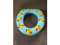 Toddlers Toilet Seat Only £1 pre school nursery Potty Training Toilet seat