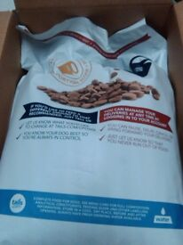 New pack of Dry Dog food (for German Shepards 6.9kg)