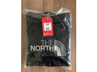 North Face Black Hoddie Large RRP £65