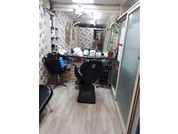 Established Hair & Beauty Salon In Southall Broadway For Sale