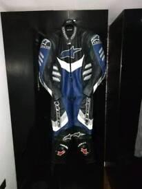 Alpinestars Racing Suit w/ Extras