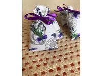 Lavender handbags