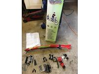 Trailgator childs bike tow kit