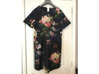 Topshop maternity dress size 10 (new with tags) ascot races, occasional, wedding, floral