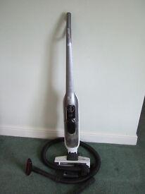 Bosch cordless vacuum cleaner