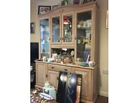 Display cabinet---FREE NEED GONE ASAP