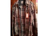 Men's designer shirt Brand New with tags.