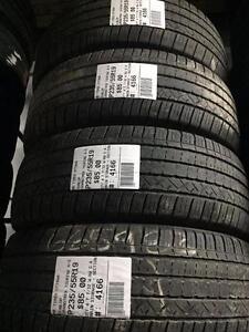 235/55/19 Dunlop Grandtrek Touring A/S (All Season)