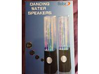 BABZ USB Dancing Water Speakers