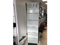 Hairdressing retail unit