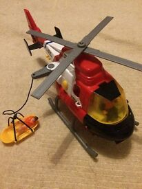 Helicopter Toy.