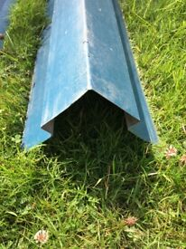 fence posts - slabs - welded mesh