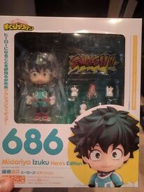 Midoriya Nendroid Goodsmile UK