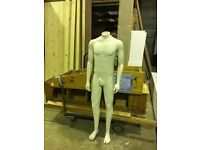 Male mannequin good condition second hand