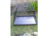 DOG CAGE NEW.