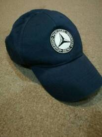 Mercedes Benz mens hat