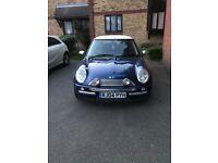 Mini Cooper £2,000