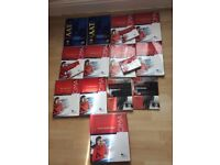 Joblot Of Accountant CIMA BPP Text Books And CDs Home Study Course