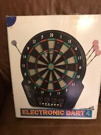 Electronic dart board new