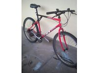 """Gt outpost extra large 22"""" adults oldskool retro bike"""