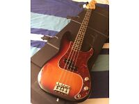Fender Precision Bass USA