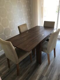 Bedroom and dining room furniture for sale, Great Condition!!!