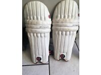 CRICKET KIT: Full set of youths cricket gear