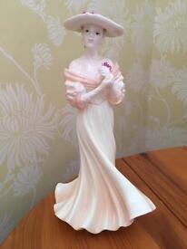 Coalport Ladies of Fashion Figurine Penelope Ann