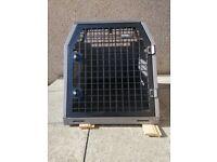 Car Dog Transportation Crate Box By Trans K9- B23