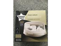 Tommee Tippee Microwave Steriliser – BNIB - £10 o.n.o