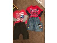 Boys age 3-4 bundle