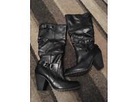 Aldo boots 8