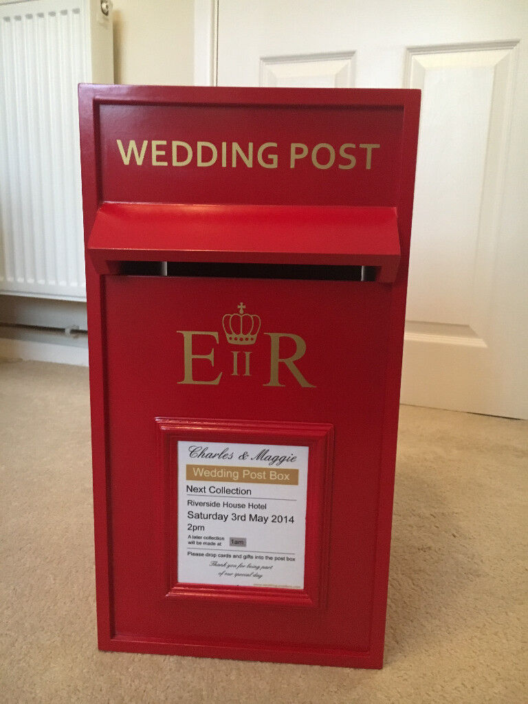 Wedding Post Box For