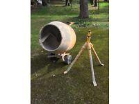 Belle MiniMix 240v Concrete Mixer
