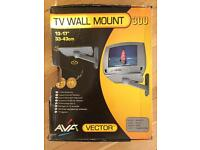TV wall mount as new
