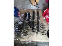 Octavia VRS suspension kit