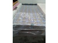 CHESTER standard single bed and mattress