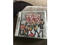 Ds Nintendo ultimate band game