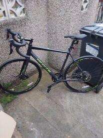 whyte racing bike dorset