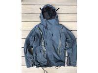 Bonfire Men's Snowboard jacket. Optic series. Size medium.