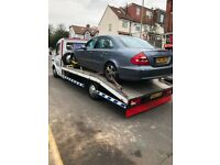 24/7 BREAKDOWN RECOVERY SERVICES WE BUY ANY CARS AND SCRAP AS WELL