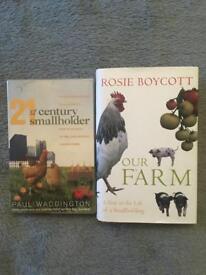 Two books for smallholder etc