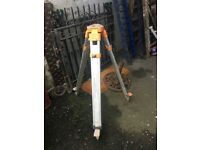 telescopic Surveyors Tripod - Ring Malc